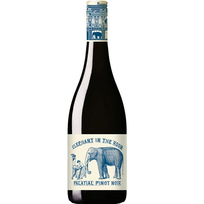 Elephant in the Room Palatial Pinot Noir